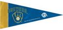 Milwaukee Brewers Mini Pennants - 8 Piece Set