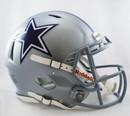 Dallas Cowboys Revolution Speed Authentic Helmet