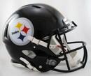 Pittsburgh Steelers Revolution Speed Pro Line Helmet