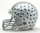 Ohio State Buckeyes Replica Mini Helmet w/ Z2B Mask