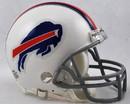 Buffalo Bills Replica Mini Helmet w/ Z2B Face Mask - 2011