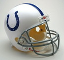 Indianapolis Colts Riddell Deluxe Replica Helmet