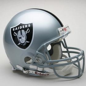 Oakland Raiders Pro Line Helmet