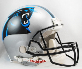 Carolina Panthers Pro Line Helmet