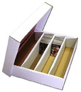 Cardboard - 3200 Count Storage Box (Bundle of 25)