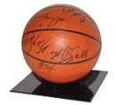 Creative Sports BallQube Basketball Display Stand