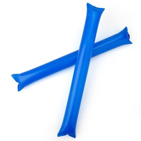 GOGO Bam Bam Thunder Sticks, Cheerleading Outfit, Inflatable Noisemakers (Price / 50 Pairs)