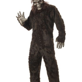 CALIFORNIA COSTUME COLLECTIONS 01012STD Big Foot Adult Costume
