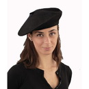 FORUM NOVELTIES 21165 Adult Black Beret