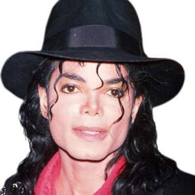 RUBIES COSTUME 49805R Adult Michael Jackson Black Fedora Hat