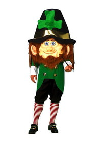 FORUM NOVELTIES 55734F Oversized Leprechaun Costume