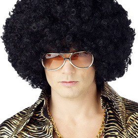 CALIFORNIA COSTUME COLLECTIONS 60334CC Adult Jumbo Black Afro Wig