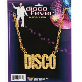 FORUM NOVELTIES 61929 Disco Necklace