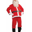 FORUM NOVELTIES 65447_STD Disposable Adult Santa Clause Costume