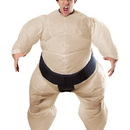 RUBIES COSTUME 73122 Inflatable Sumo Adult Costume