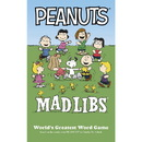 Peanuts Mad Libs