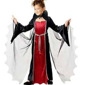 CALIFORNIA COSTUME COLLECTIONS CC00216-L Girl's Vampire Girl Costume