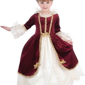 FORUM NOVELTIES F67336-L Girl's Designer Elegant Lady Costume