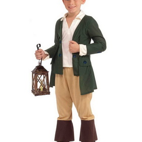 FORUM NOVELTIES F67612-L Boy's Paul Revere Costume