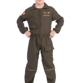 FORUM NOVELTIES F67726-L Boys Fighter Jet Pilot Costume
