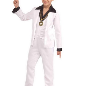 FORUM NOVELTIES F67829-L Boy's 70's Disco Fever Costume
