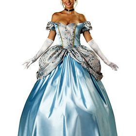 INCHARACTER COSTUMES IC1053 Elite Enchanting Princess Adult Costume