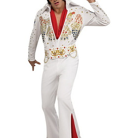 RUBIES COSTUME R889050 Adult Deluxe Elvis Costume