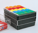 Charnstrom 207TB Compact Wire File Basket