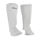 Century Cloth Shin/Instep Pad, White