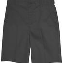 Classroom Uniforms 52942 Girls Adj. Waist Flat Front Bermuda