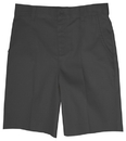 Classroom Uniforms 52943 Girls Plus Flat Front Bermuda Short
