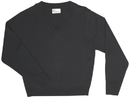 Classroom Uniforms 56702 Youth Unisex Long Sleeve V-Neck Sweater