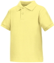 Classroom Uniforms 58830 Preschool Unisex SS Interlock Polo