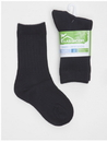 Classroom Uniforms 5HM001 Unisex Rib Crew Socks 3 PK