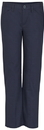 Classroom Uniforms 61072 Real School Girls Flat Frt Low Rise Pant