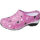 Anywear Slip Resistant Injected Closed Back Clog
