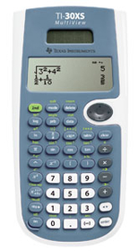 Texas Instruments TI-30XS MultiView Scientific Calculator, TI30XSMV