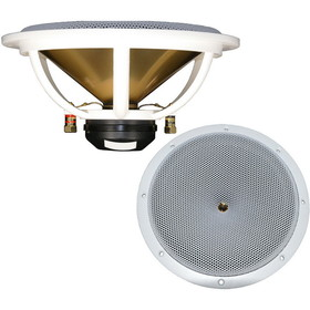 "DC GOLD AUDIO N9.5R 9.5"" Reference Series Speaker - 4 OHM - (Pair) White"