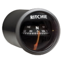 Ritchie X-21BB Compass - Dash Mount - Black/Black