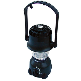 Dorcy Luminator Xenon Area Lantern w/Flip Top Fan