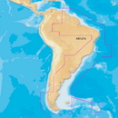 Navionics Platinum South America East on SD/Micro SD