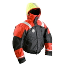 First Watch AB-1100 Flotation Bomber Jacket - Red/Black - XX-Large