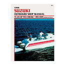Clymer Suzuki 75-225 HP 2-Stroke Outboards (Includes Jet Drives) (1992-1999)