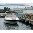 Monarch Nor'Easter 2 Piece Mooring Whips f/Boats up to 30'