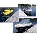 Dock Edge Mooring Arm - 4'