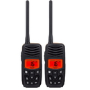 Standard Horizon HX100 2.5W Floating Handheld VHF - 2-Pack