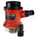Johnson Pump Pro Series 1600 GPH Livewell/Baitwell Pump - 12V