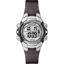 Timex Marathon Digital Mid-Size Watch - Black/Silver