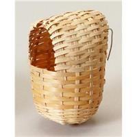 Prevue Hendryx PRE1154 Prevue Nest Finch Bamboo