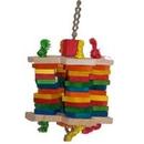 Paradise PT00708 Toys Rainbow Criss Cross